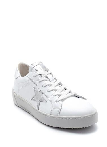Derimod Kadın Ayakkabı (2026) Spor Beyaz